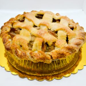 Wild Wheat apple pie