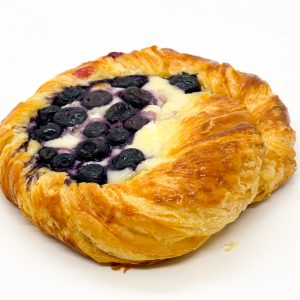 Wild Wheat blueberry danish