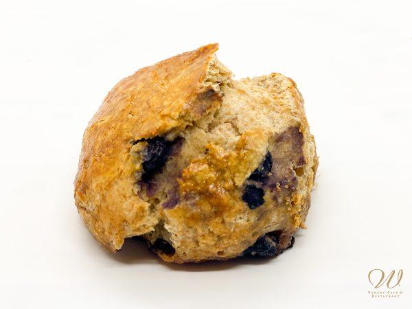 Wild Wheat Blueberry Scone
