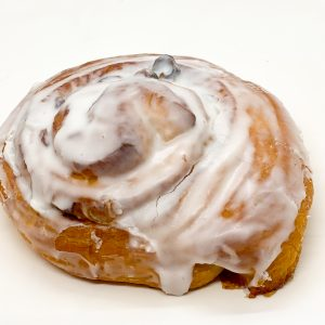 Wild Wheat Cinnamon Roll