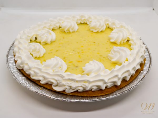 Wild Wheat key lime pie