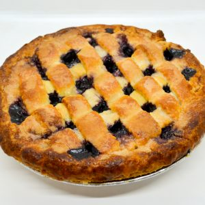 Wild Wheat mixed berry pie