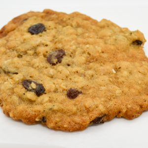 Wild Wheat oatmeal raisin cookie