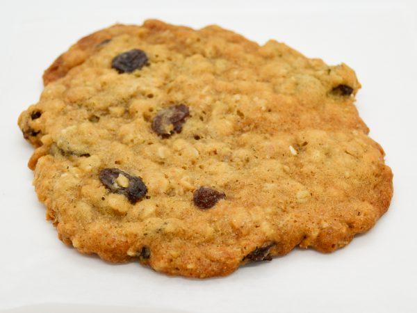 Wild Wheat oatmeal raisin cookie