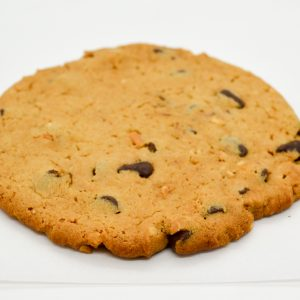 Wild Wheat Peanut Butter Chocolate Chip cookie