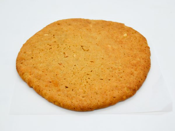 Wild Wheat peanut butter cookie