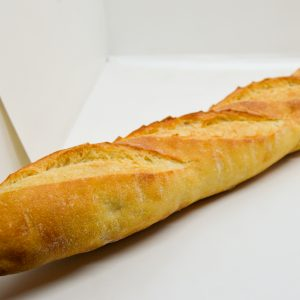 Wild Wheat baguette