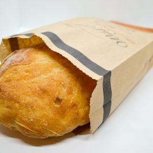 Wild Wheat Ciabatta bread loaf