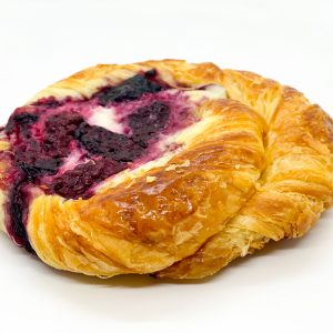 Wild Wheat Marionberry Danish