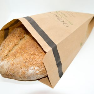 Wild Wheat multigrain seed bread in bag