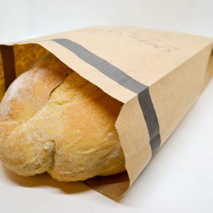 Wild Wheat Rosemary Garlic bread