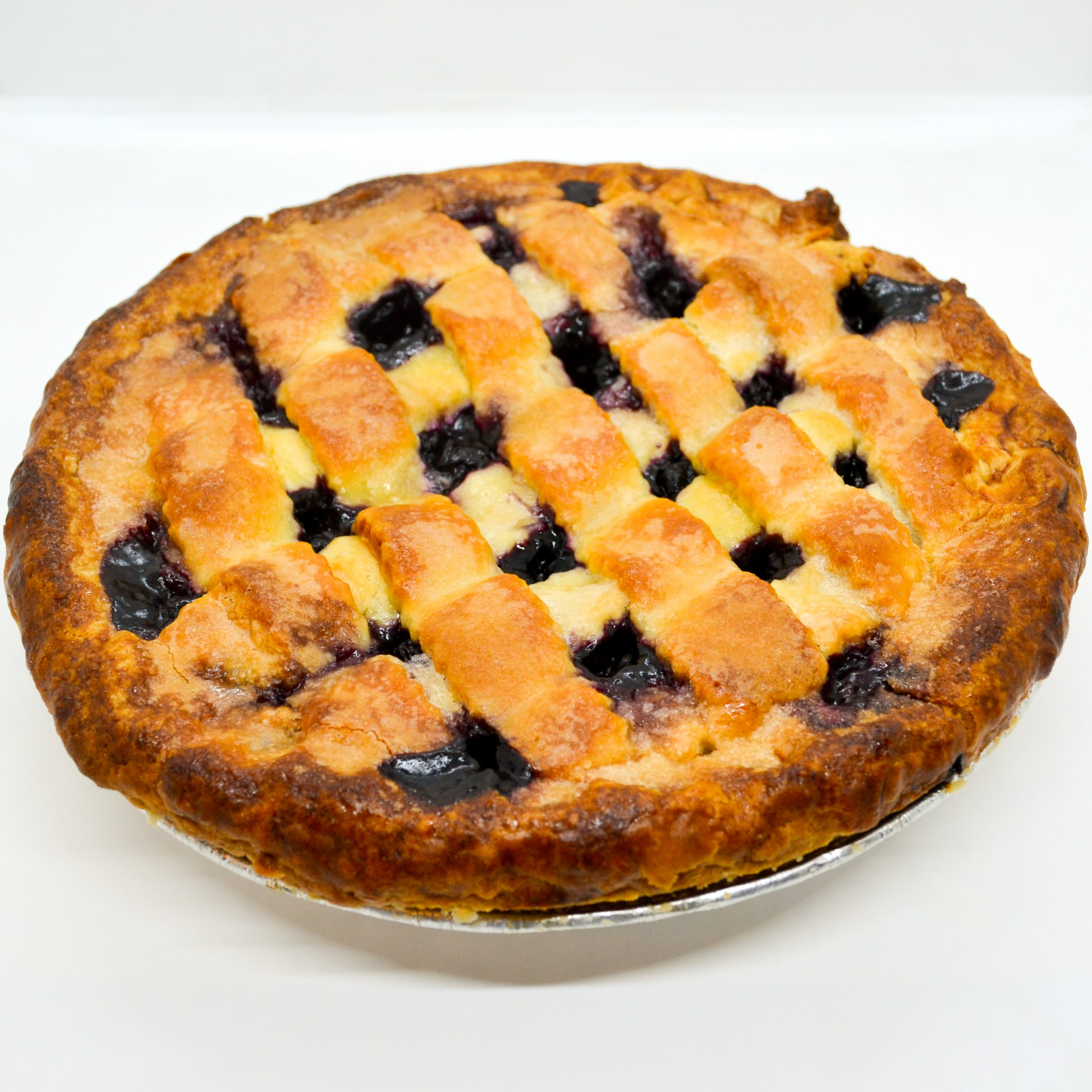 Wild Wheat Mixed Berry Pie Whole