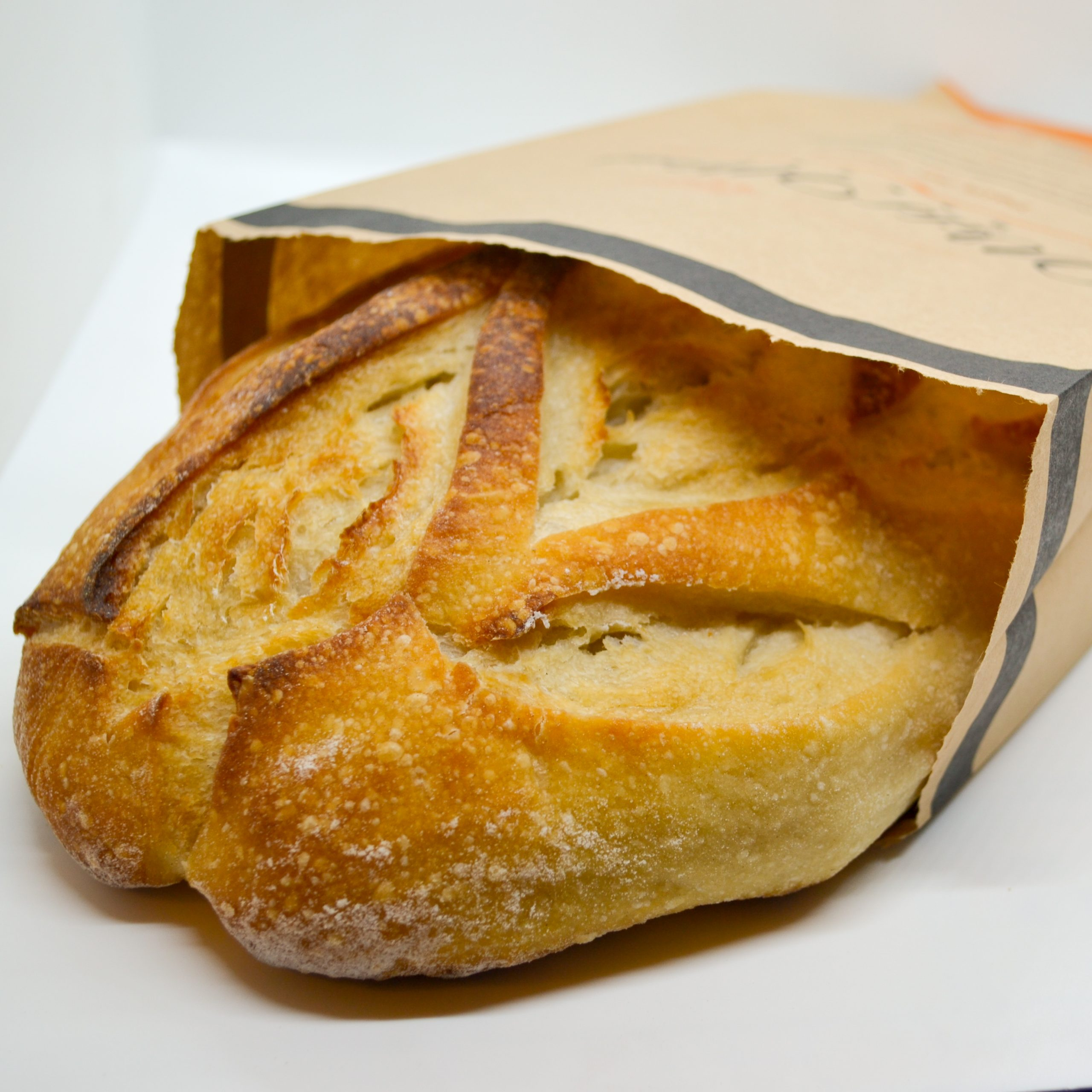 Wild Wheat Pain Au Levain bread