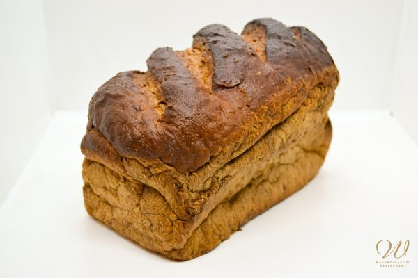 wild wheat pumpernickel rye bread